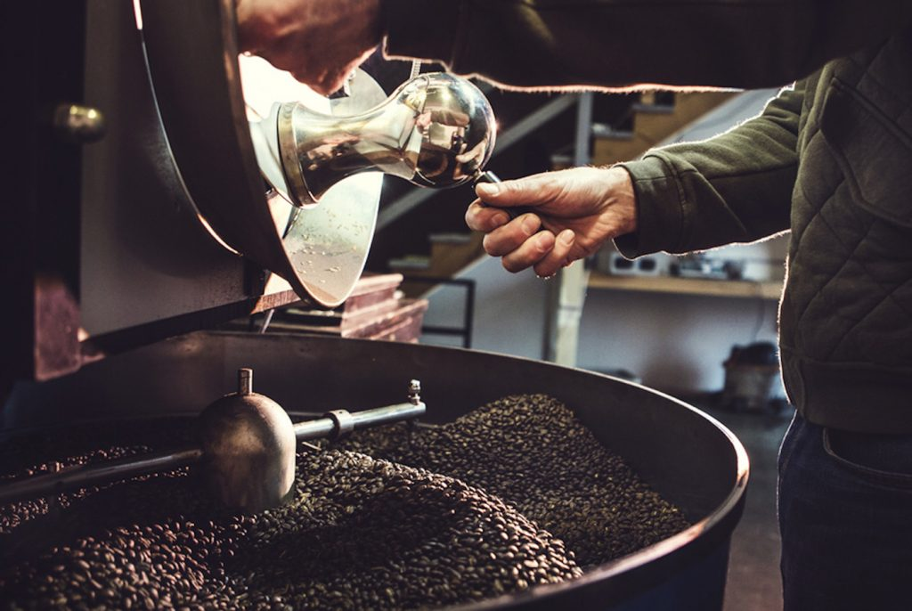 kávépörkölő