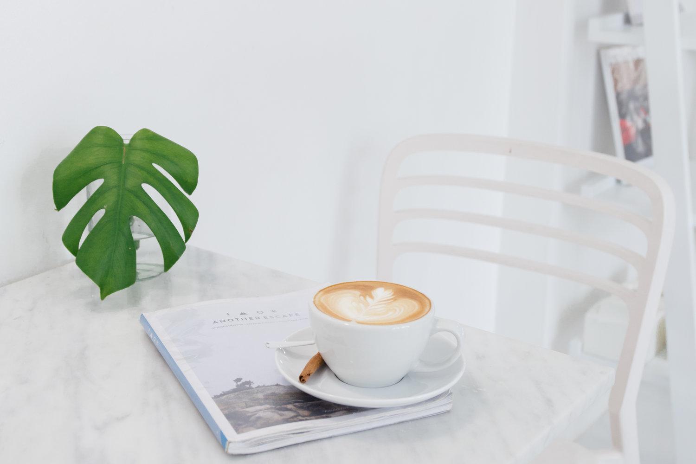 Specialty kávé