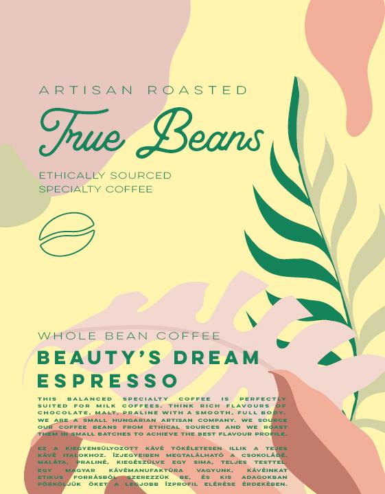 beauty espresso specialty kávé