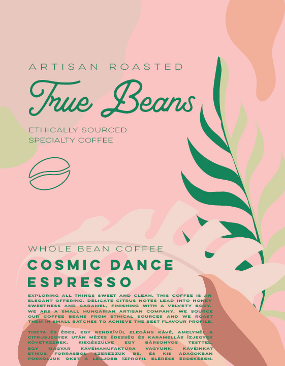 cosmic specialty kávé